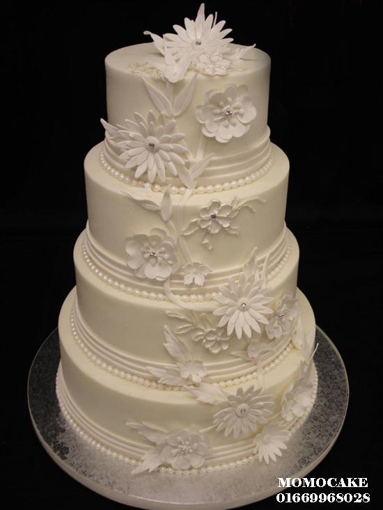 Bánh in ảnh cho ngày cưới