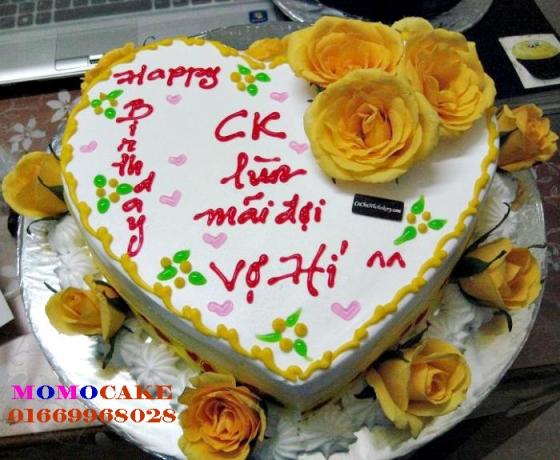 Bánh sinh nhật tại hà nội