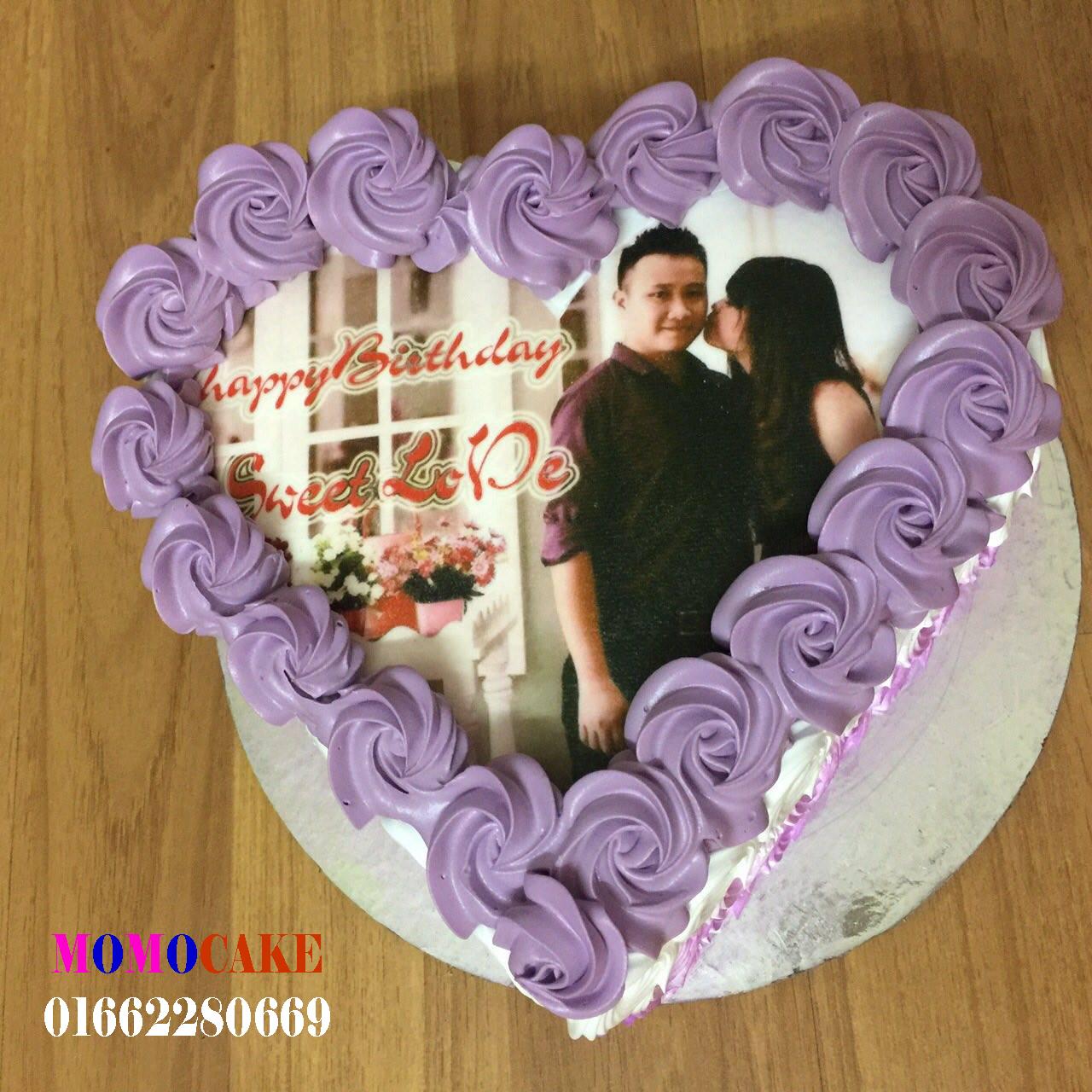 Bánh sinh nhật in ảnh dành cho nam | Bánh sinh nhật in ảnh - Bánh in ảnh ăn được, hương vị hấp dẫn