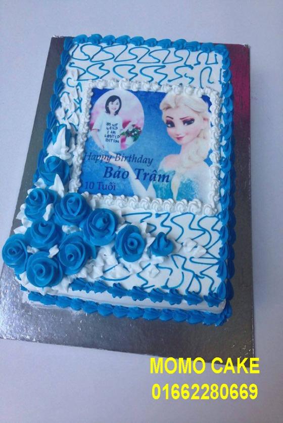 Bánh sinh nhật ở Trần Duy Hưng
