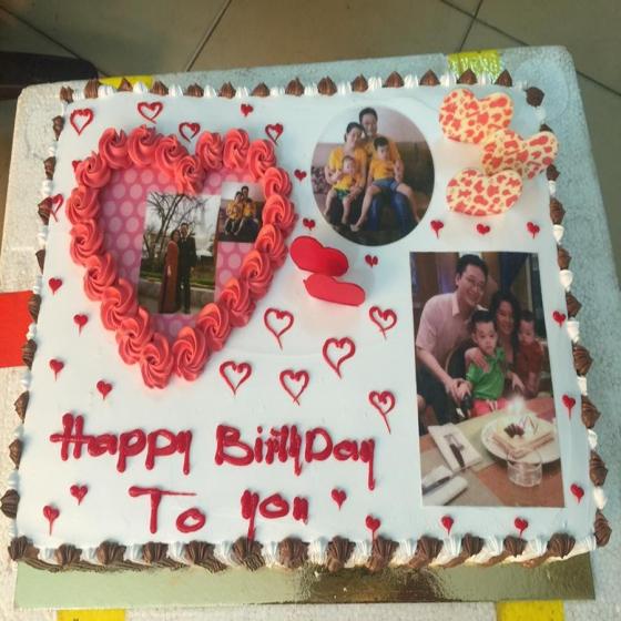 Bánh sinh nhật ở Quận Hoàn Kiếm